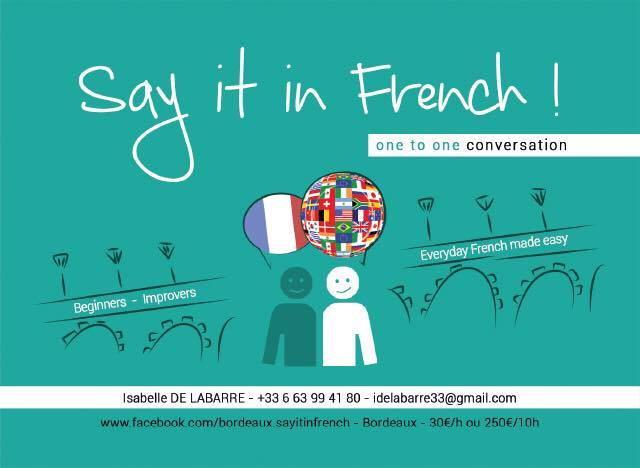 Say it in French - the ultimate way to learn French in