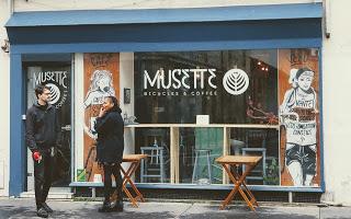 Musette Bike Cafe