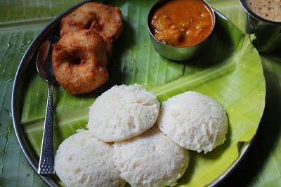 idli and vada Bordeaux Indian Food