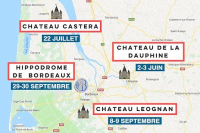 Bordeaux Food Truck Festival Program