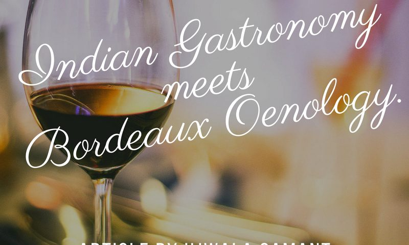Bordeaux Wine and Indian Food