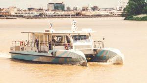 Bordeaux Ferry - BatCub