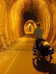 Créon Bike Tunnel