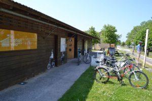Bike Station Créon