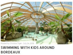 Bordeaux Expats - Swimming and Pool Guide