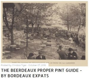 Bordeaux Expats Pub Guide
