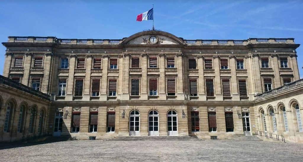 Bordeaux Expats New Arrivals - Town Hall