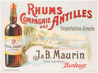 Bordeaux Rum France