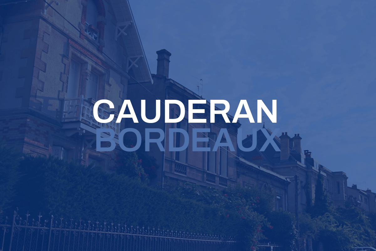 Living in CAUDERAN - Bordeaux