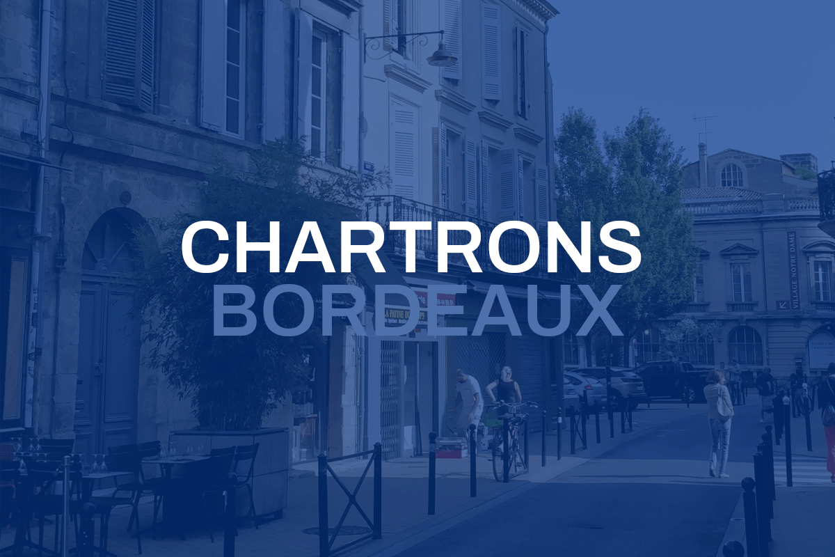 Living in the Chartrons - Bordeaux