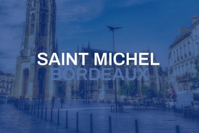 Living in Saint Michel - Bordeaux