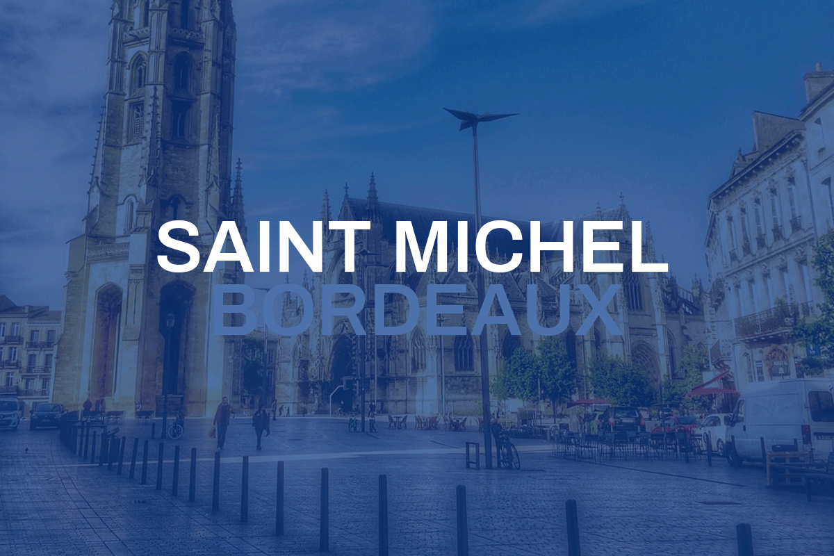 Living in Saint Michel - Bordeaux