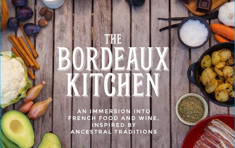 The Bordeaux Kitchen book