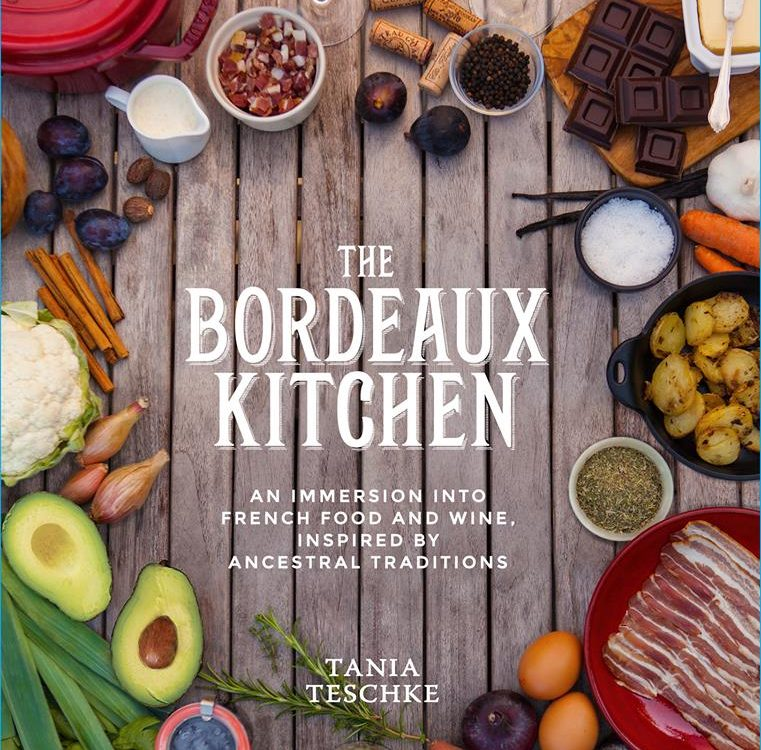 The Bordeaux Kitchen book
