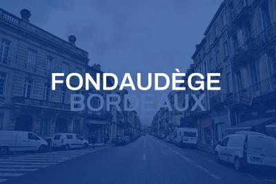 Living on rue FONDAUDÈGE - Bordeaux