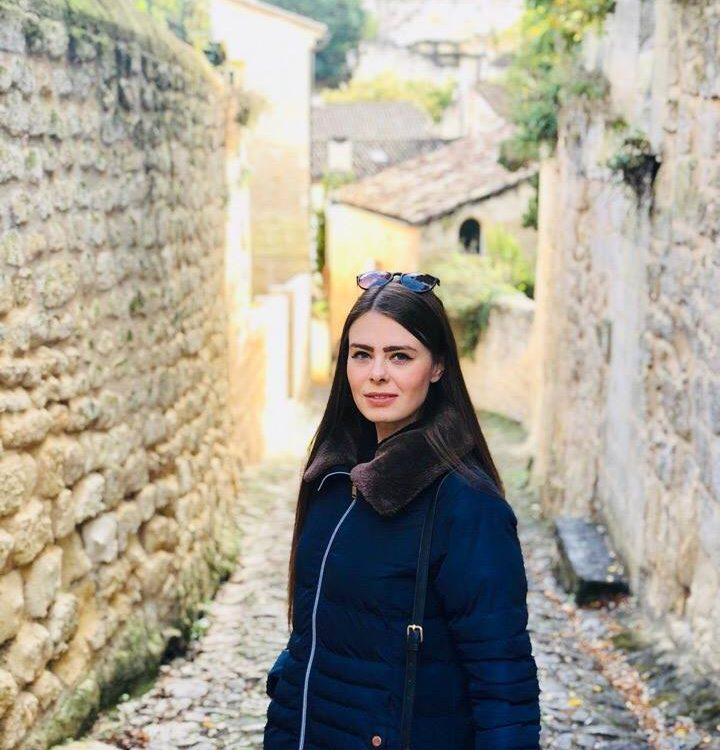 Expat Interview - ANASTASIA KARTASHEVA