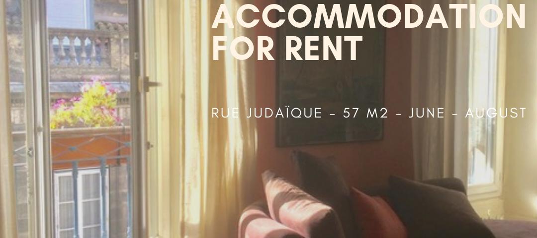 Bordeaux Apartment Rental