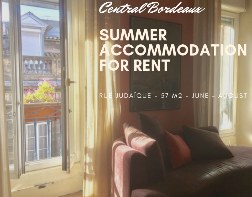Bordeaux Apartment Rental