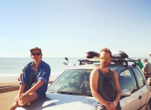 SANCTUARY SURF - James & Olly