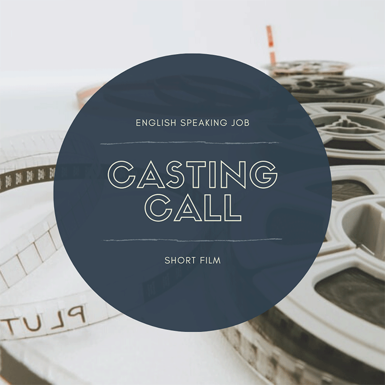 English Acting Job Bordeaux