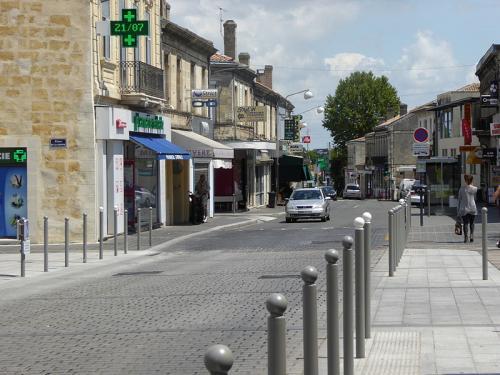 Avenue Pasteur, Pessac,