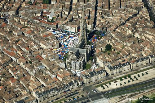 Aerial View - Saint Michel