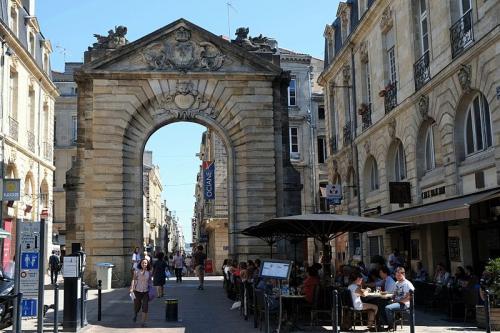 Porte Dijeaux - Bordeaux