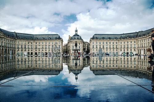 Place de la Bourse, Bordeaux, France